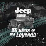 Jeep: 80 años de una Leyenda